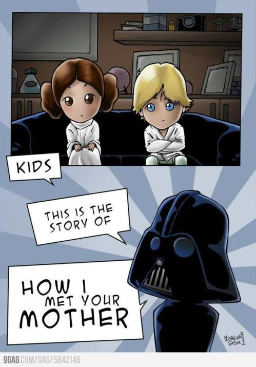 Darth Vader - How I met your mother