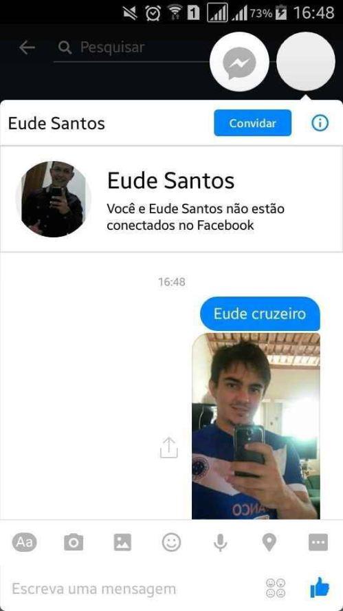 Eude Santos... Eude cruzeiro